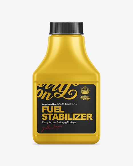 Download 95ml Fuel Stabilizer Bottle Mockup Object Mockups