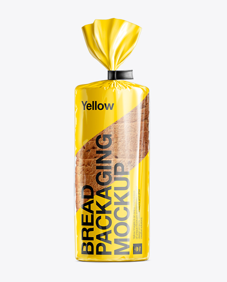 Download Bread Packaging Mockup Standing Position Landscape Book Mockup Psd Free All Free Mockups Yellowimages Mockups