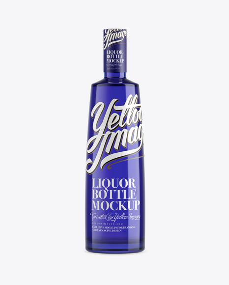 Download Download Psd Mockup Alcohol Beverages Blue Glass Bottle Drink Exclusive Mockup Glass Liquor Mockup Package Packaging Packaging Mockup Psd Psd Mock Up Smart Layer Smart Object Psd 4469280 Mockup Product PSD Mockup Templates
