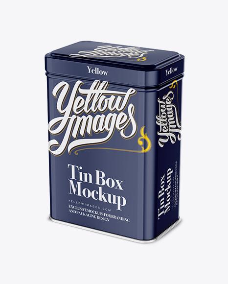 Box A4 Mockup