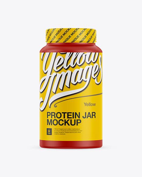 Download Nutritional Supplement Bottle With Matte Finish Psd Mockup Eye Level Shot Free Psd Mockup Web Page Design PSD Mockup Templates