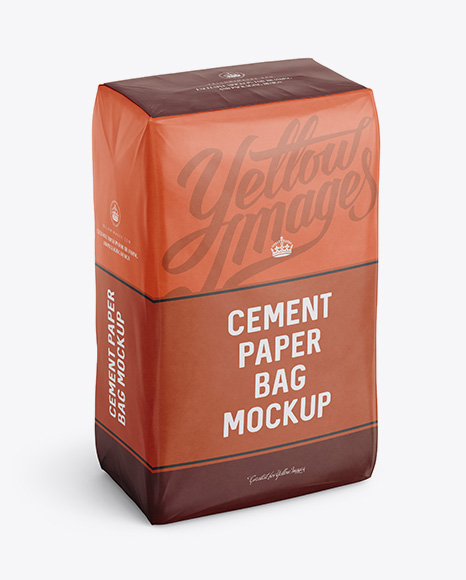 Download Download Cement Paper Bag Mockup Halfside View High Angle Shot Object Mockups Mockups Images Free Design Resources Photos Vectors Psd Mockups Yellowimages Mockups