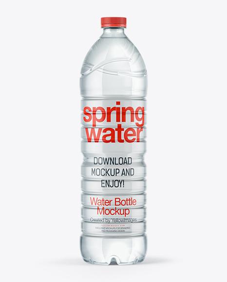 Download 1 5l Water Bottle Mockup Packaging Mockups Freepik Bottle Mockups Psd Template PSD Mockup Templates