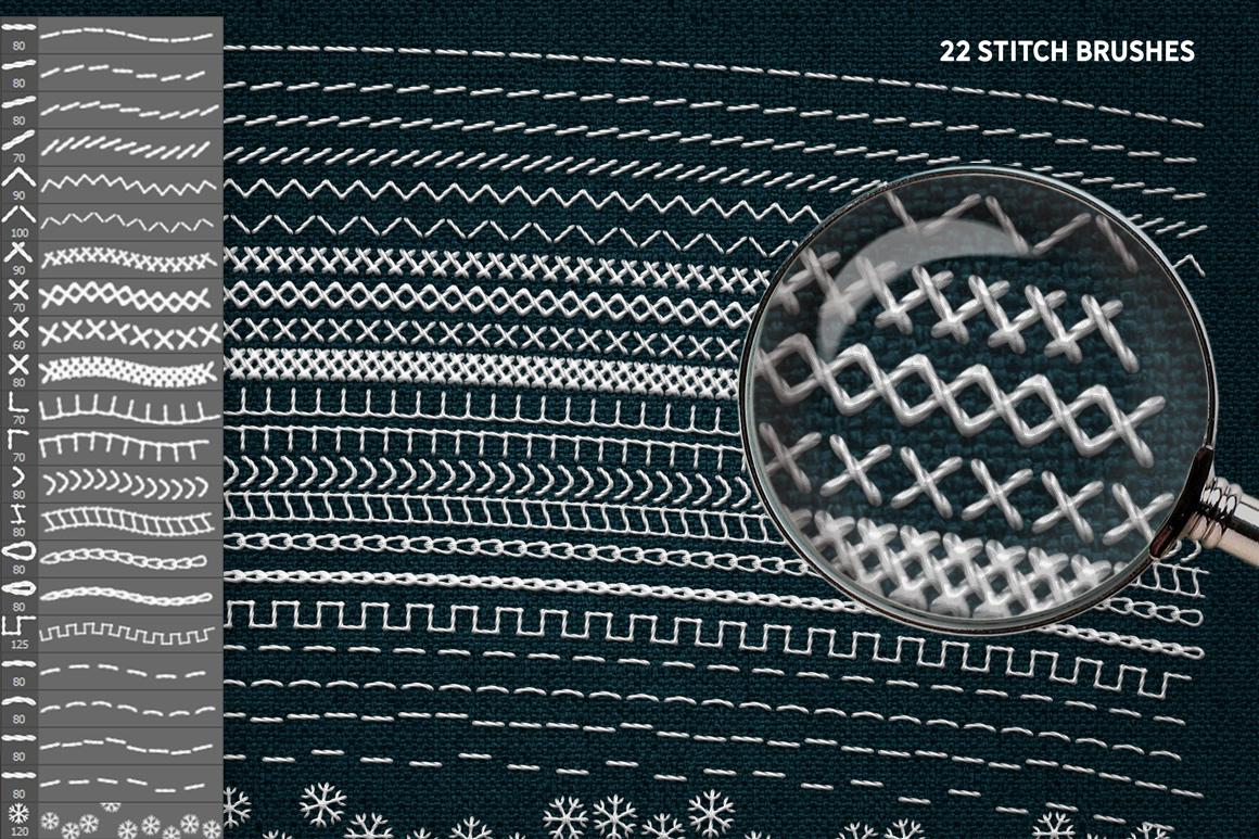 Stitch Photoshop Brushes – Fondos de Pantalla