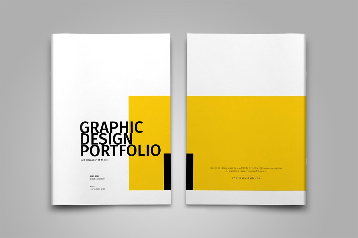 how to make a professional interior design portfolio