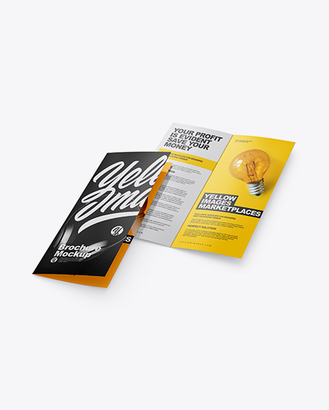Download Download Psd Mockup A4 Adv Advertising Brochure Brochures Glossy Marketing Mockup Paper Top View Two Psd 56466585 Free Packaging Mockups Template Yellowimages Mockups