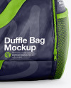 Duffle Bag - Front View