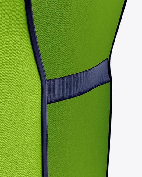 Sleeveless Shirt Mockup