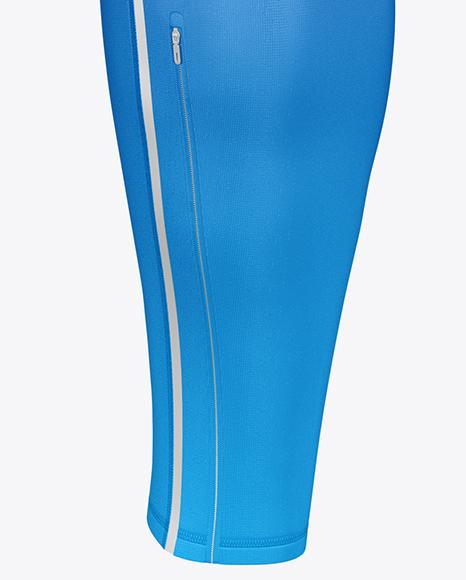 Men's Leggings Mockup