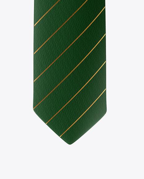 Tweed Tie Mockup