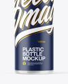Clear Sport Bottle Mockup