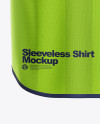 Sleeveless Shirt Mockup