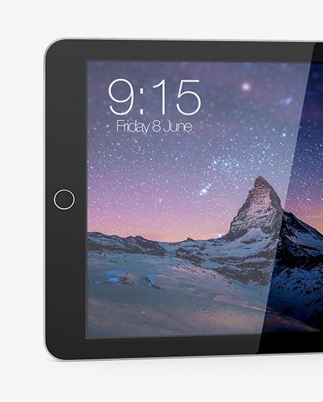 Two iPads Mockup