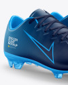 Soccer Cleats mockup (Half Side View)