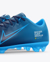 Soccer Cleats mockup (Side View)