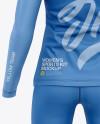 Women's Sports Kit Mockup - Back View