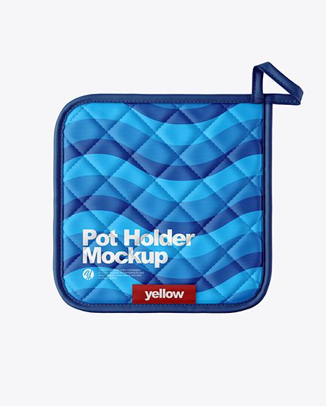 Pot Holder Mockup