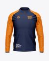 Men's Squad Drill Top - Front View