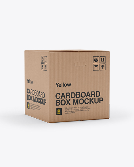 Paint To Use On Cardboard Box